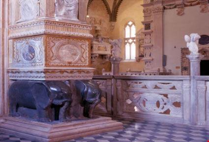 Interno del Tempio Malatestiano