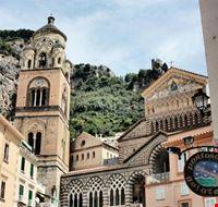 In centro ad Amalfi