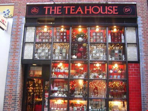 Tea House a Londra