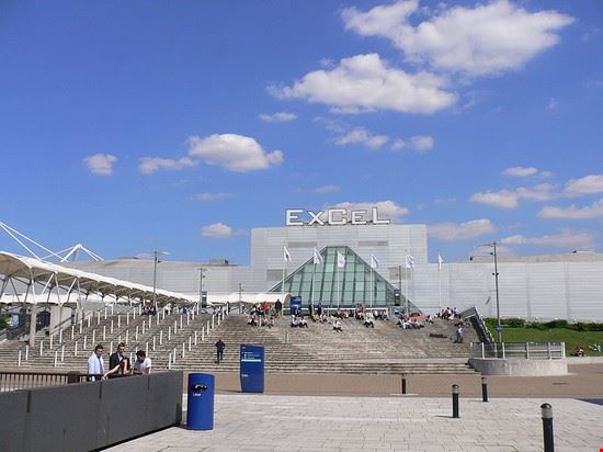 ExCel London a Londra