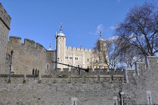 La White Tower a Londra