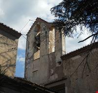 Il campanile della Certosa di San Lorenzo