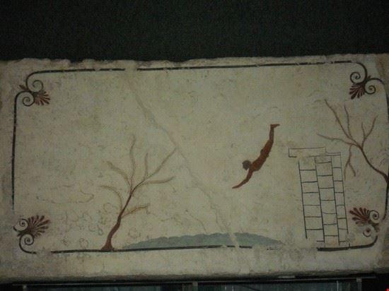 affreschi di paestum capaccio
