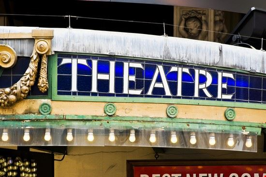 I teatri di West End a Londra