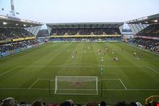 Lo stadio New Den a Londra