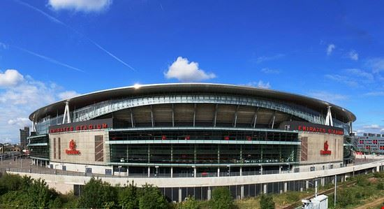 Emirates Stadium a Londra