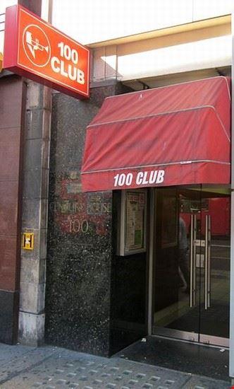 Il 100 Club a Londra
