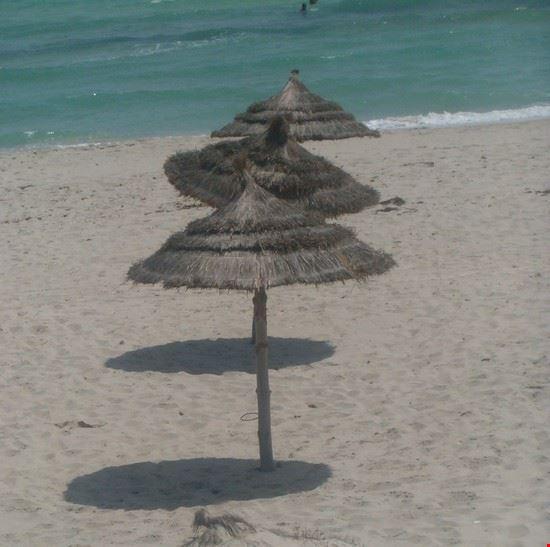 la spiaggia djerba