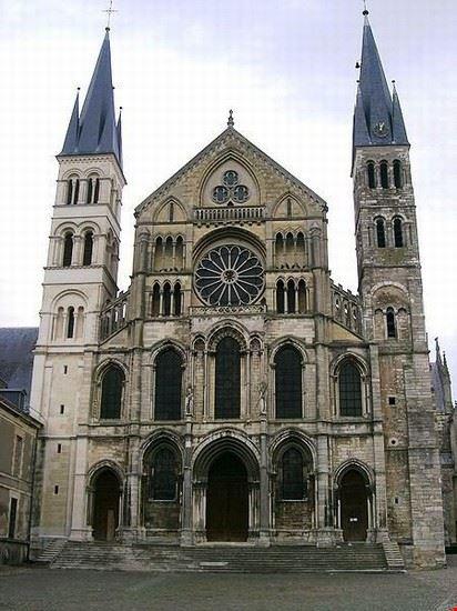 reims basilique saint-remi de reims