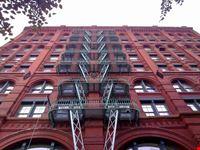 new york un edificio lungo mulberry street nolita