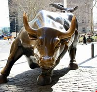 51814 new york charging bull a wall street