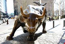 new york charging bull a wall street