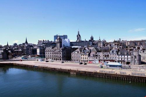Aberdeen en Ecosse