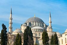 istanbul mosquee de soliman a istanbul