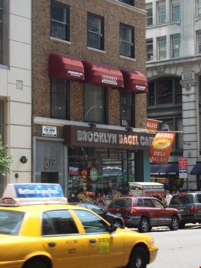 new york brooklyn bagel cafe
