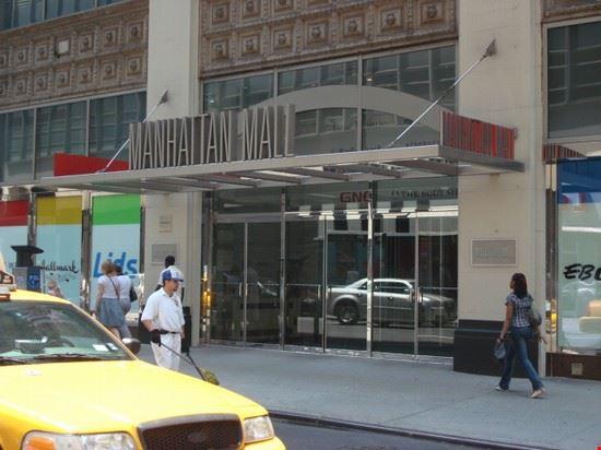 new york manhattan mall