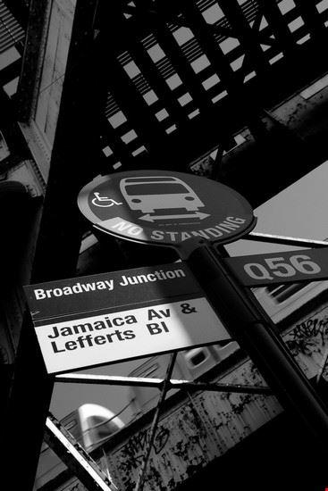 new york jamaica avenue nel queens