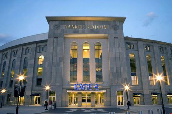 new york lo yankee stadium
