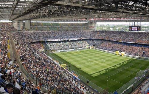 52112 milano stadio san siro a milano