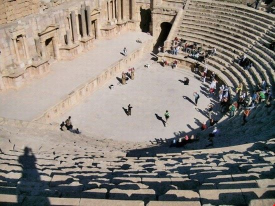 anfiteatro jerash
