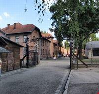 52144 entrata ad auschwitz cracovia