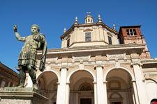 milano basilica di san lorenzo a milano