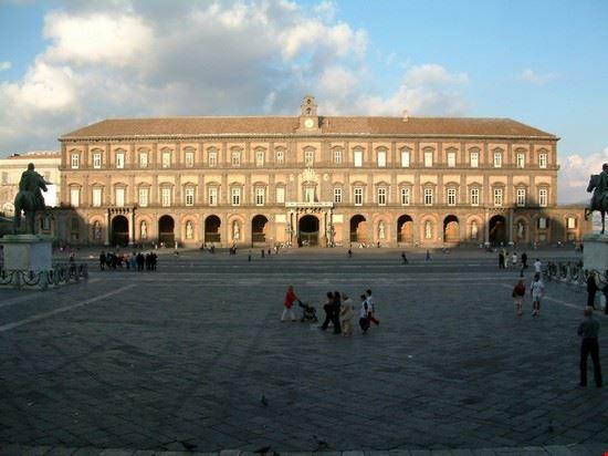 52467 napoli palazzo reale e piazza del plebiscito