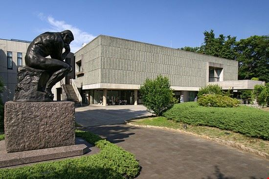 52513 tokyo museo nazionale d  arte occidentale national museum of western art a tokyo