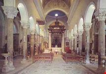 terracina interno della cattedrale sec xii