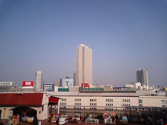 52545 tokyo sunshine city a tokyo
