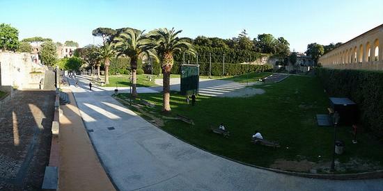 Fortezza Nuova Giardino Scotto Parchi E Giardini A Pisa