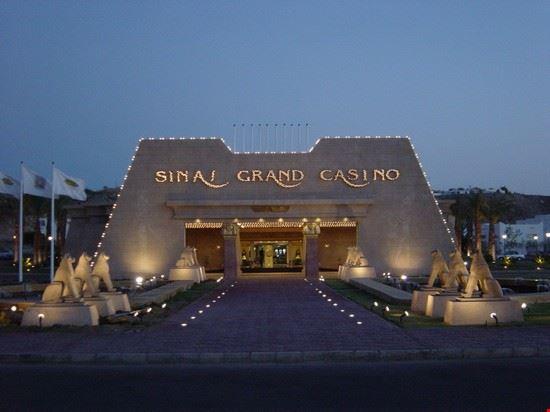 sinai grand casino qesm sharm ash sheikh egypt