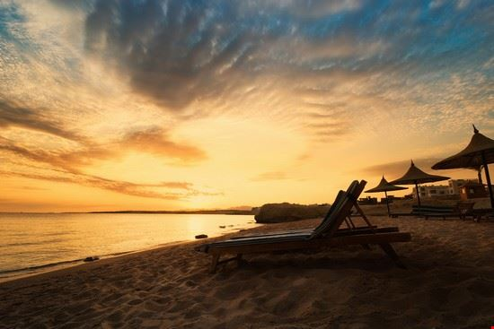 Il Tramonto a Sharm el Sheikh