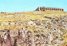 terracina tempio di giove e tempietto di giove fanciullo