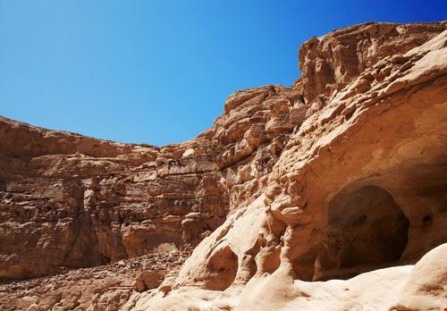 Canyon Colorato, Egitto