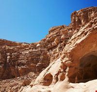 sharm el sheikh canyon colorato egitto