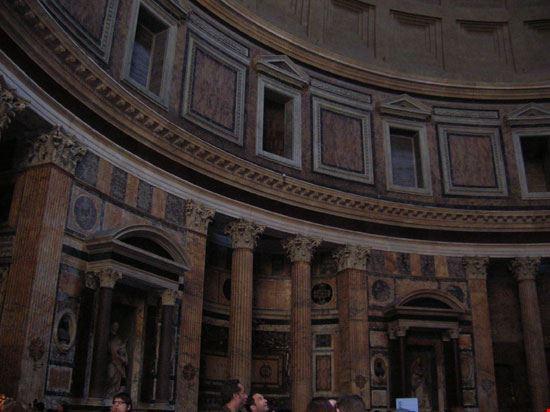 Pantheon: interno