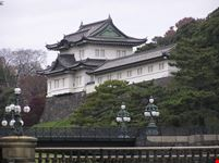 Palazzo imperiale a Tokyo