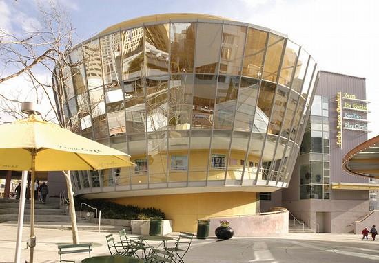 San francisco museum of modern art in san francisco for Museum craft design san francisco