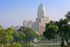 Parco Lumpini a Bangkok