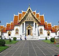 Tempio Benchamabophit a Bangkok
