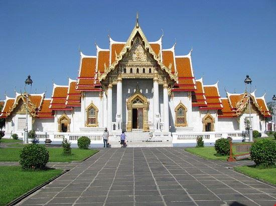 bangkok tempio benchamabophit a bangkok