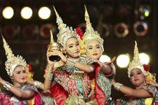 Spettacolo thailandese
