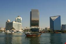 Il quartiere Deira a Dubai