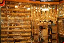Souk dell'oro a Dubai