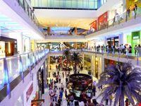 Shopping a Dubai
