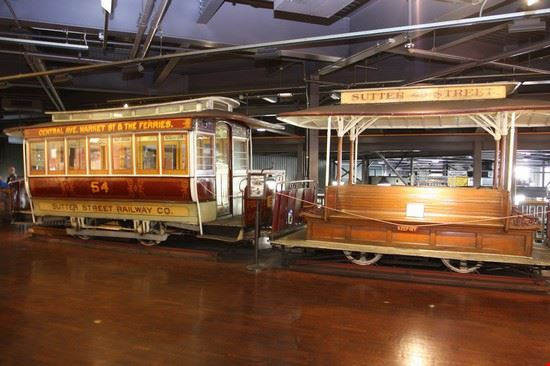 52835 san francisco cable car museum