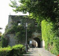 Entrata del Castello di San Giusto, Trieste