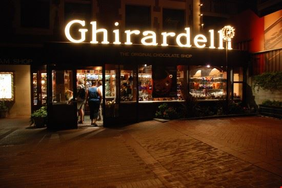 52922 san francisco negozio ghirardelli
