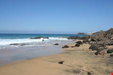 Spiaggia El Cotillo a Fuerteventura